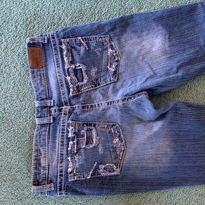 BKE boot cut Payton jeans
